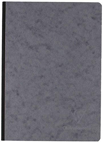 Clairefontaine schrift AgeBag 96 vellen/blanco 14,8 x 21cm grijs