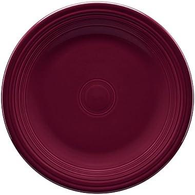Fiesta 10-1/2-Inch Dinner Plate, Claret