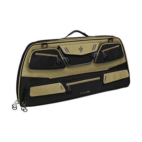 Allen Company Nightshade Compound Bow Case 41 inches - Tan/Black