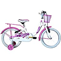 Coppi ctb 16 Bimba, City Bike Niña, Blanco, S