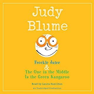 Judy Blume: Collection #1 audiobook cover art