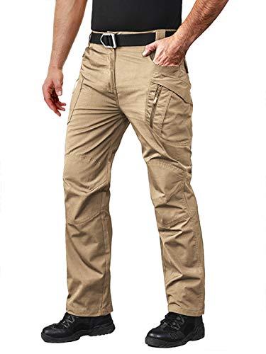 MAGCOMSEN Pantalones militares para...