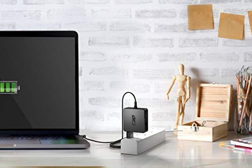 QYD 65W Notebook-Netzteil-Ladegerät für ASUS UX330UA-AH54 F556UV F756UA S510UA S510UN F556UA R515M Prime UX301 Transformer Book Trio Flip T300 F556UQ X556UQ Laptop-Ladekabel Batterie Power Cord