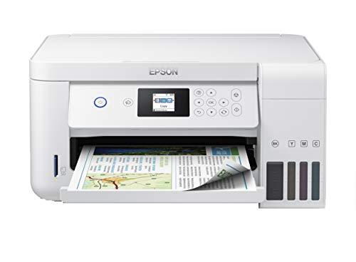 Epson EcoTank ET-2756 A4 Print/Scan/Copy Wi-Fi Printer, Wh