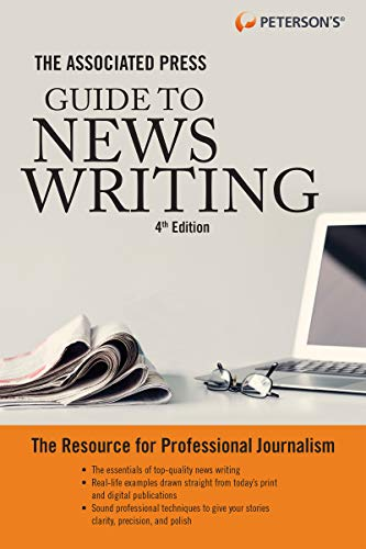 Compare Textbook Prices for The Associated Press Guide to News Writing 4 Edition ISBN 9780768943733 by Peterson's