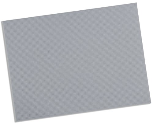Rolyan Splinting Material Sheet AquaplastT Watercolors Silver 1/8quot x 6quot x 9quot 19% OptiPerf Perforated Single Sheet