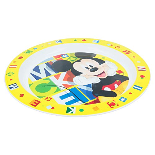 Mickey Mouse 44247 Assiettes