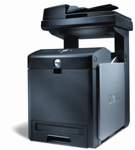DELL Multifunction Colour Laser Printer 3115cn - Impresora multifunción (Laser, Colour, Mono, 30 ppm, 600 x 600 DPI, 17 ppm)