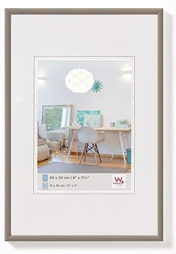 Walther Design  New Lifestyle -  Marco de plástico, Acero, 70 x 100 cm