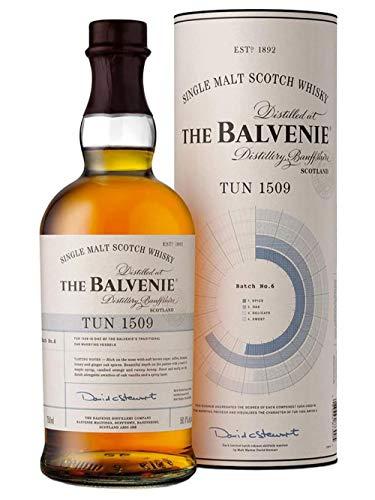Balvenie The TUN 1509 Single Malt Scotch Whisky Batch No. 6 50,4% Volume 0,7l in Geschenkbox