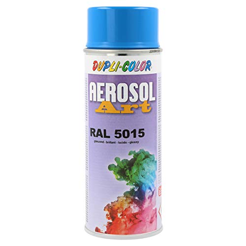 DUPLI-COLOR 722578 AEROSOL ART RAL 5015 himmelblau glänzend 400 ml