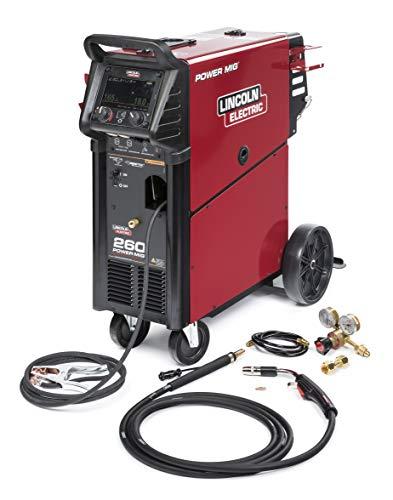 Lincoln Power MIG 260 MIG Welder K3520-1