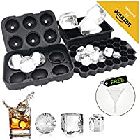 30% off 3 Pack Silicone Ice Trays