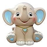 CHOOLD Cute Cartoon Elephant Piggy Bank Coin Bank Saving Pot Money Box for Kids Birthday Gift...