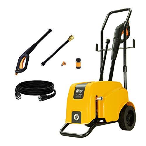 Lavadora de Alta Pressão Profissional WAP 4100 1500W 1650 PSI/Libras 420L/h Lava Rápido Motor Indução 127V