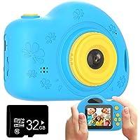 Coodoo Shockproof Digital Camera for Child Boys Girls