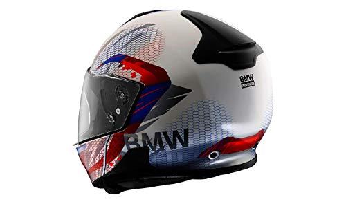 BMW Motorrad Helm 7 Carbon Moto Carbonschale Systemhelm (54/55)