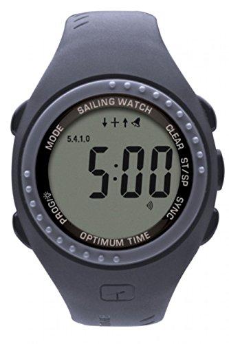 Optimum Time Series 11 Segelyacht- und Dinghy-Uhr SCHWARZ