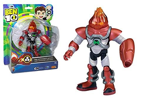 Ben 10 Inferno serie Omni-Kix Action Figure snodabile collezione 76146