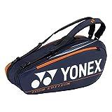 YONEX Tennisschlägertasche Pro 6, Dark Navy