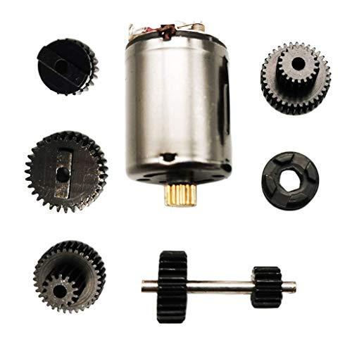 HYY-YY Motor eléctrico RC variador de Velocidad del Motor eléctrico 370 Conjunto...