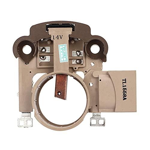 XIAOJIE Cable eléctrico Regulador de Voltaje del generador de alternador eléctrico de 12V Coche IM847 se Adapta a los Accesorios para automóviles Mitsubishi IR Coche