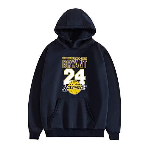 ZGRNB NBA Unisex Baloncesto Jersey Rapper Hoodies Hip Hop Sport Pullover Sudaderas Tamaño XXS-4XL