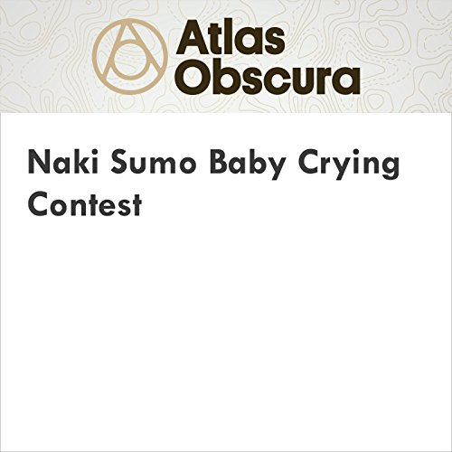 Naki Sumo Baby Crying Contest cover art