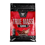 BSN TRUE-MASS Weight Gainer, Muscle Mass Gainer Protein Powder,...