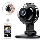 Fredi 960p hd wifi cámara IP Vigilancia Seguridad a la casa Visión Nocturna...