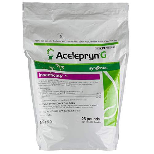 Syngenta Acelepryn- Dupont Insecticide 0.2% Granular 25 Lbs