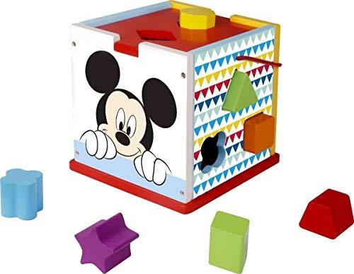 Disney Mickey Cube avec Blocs, BMX006