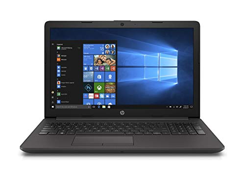 HP 255 G7 15.6' HD Laptop, AMD Ryzen 3 2200U with Radeon Vega 3 Graphics, 8GB DDR4, 512GB SSD, Wireless 11ac & Bluetooth 4.2, DVD RW, Windows 10 Pro - UK Keyboard Layout
