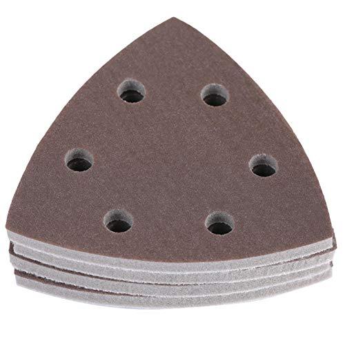 Papel de lija, discos de lijado, superficie de pintura de 4 piezas para pulidoras eléctricas, carcasa de teléfono pulido, neumática(1800-2000#)