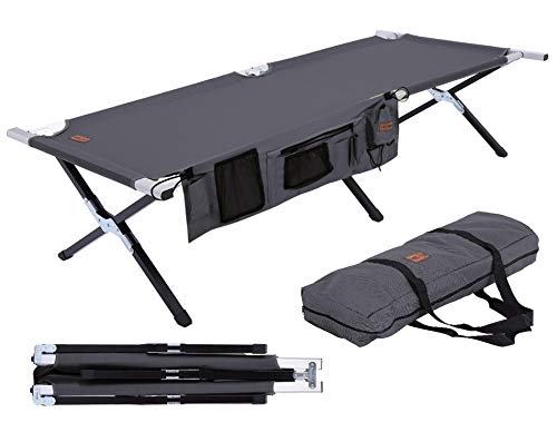 Tough Outdoors Camp Cot [Large] with...
