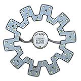 Módulo LED-Kit de conversión para plafón redondo, tubo, 18 Watt, warmweiß, 2G10 18.00W 230.00V