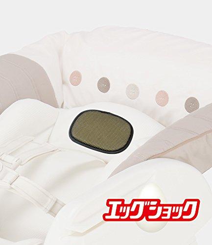 コンビハイローチェアネムリラAUTOSWINGエッグショックBEサイレントスウィング機能搭載ココアブラウン0か月~