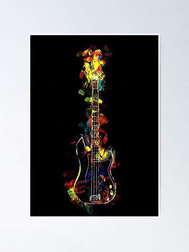 Póster de guitarra 28
