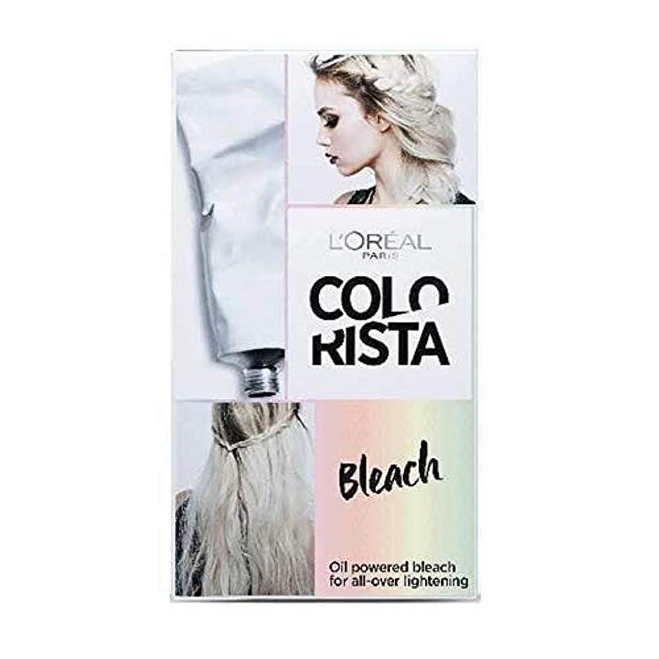 パラシュートフラップ貫通する[Colorista] Colorista効果ブリーチ毛 - Colorista Effect Bleach Hair [並行輸入品]