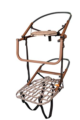 Lone Wolf Wide Flip Top Climber Combo Climbing Tree Stand