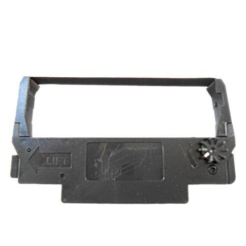 Cinta-negro-(1a pieza ) -compatible con- Bixolon SRP 275 - Epson Erc 30/34/38 - Marca Farbbandfabrik