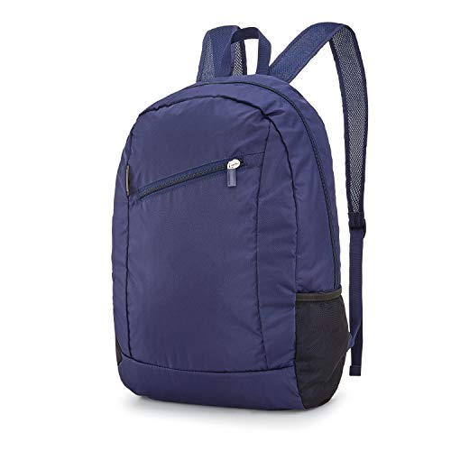 Samsonite Foldable Backpack, Evening Blue, One Size
