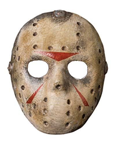 Horror-Shop máscara de Hockey Jason Vinilo Suave