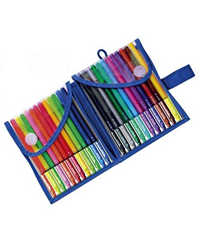 Tratto 808100 - Pen Busta 24 Pezzi, Colori Assortiti