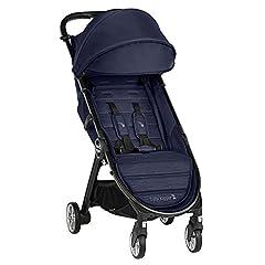 Baby Jogger City Tour 2 Kinderwagen | compact, lichtgewicht, opvouwbaar en draagbaar | Seacrest (donkerblauw)*