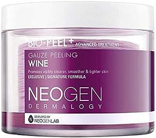 Neogen Derma logy Bio-Peel Gauze Peeling Wine Cotton Pad 30 Pieces, 30 count Pack of 30