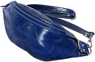 【DEEP ZONE】ボディーバッグ メンズ bag イタリア レザー