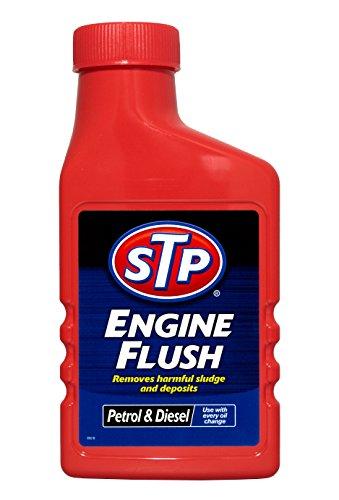 STP Engine Flush for Petrol & Diesel Engines 450 ml