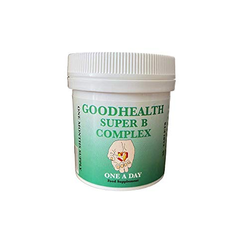 Goodhealth Super Vitamin B Complex 360 Tablets - Potted (30 x 12 pots)