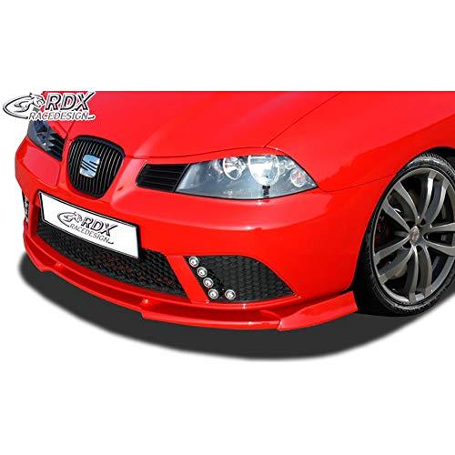 RDX Frontspoiler VARIO-X Ibiza 6L FR / Facelift 2006+ (nicht Cupra) Frontlippe Front Ansatz Vorne Spoilerlippe